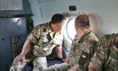 Министр обороны Украины посетил Болградский гарнизон