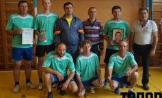 В Ореховке прошел турнир по волейболу