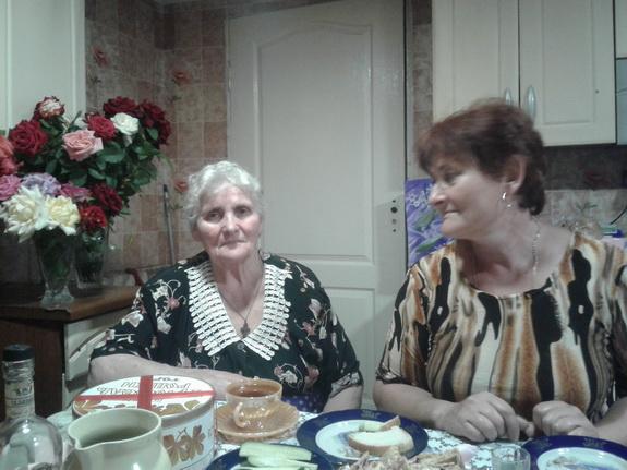 Жительница Тарутинского района отметила 80-летний юбилей
