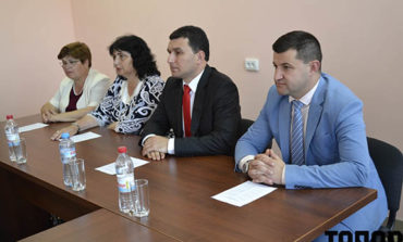 Болградский район посетила делегация из Болгарии
