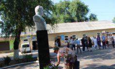 Арцизяне возложили цветы к памятнику Тараса Шевченко