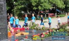 В Арцизе почтили память погибших во время Второй Мировой