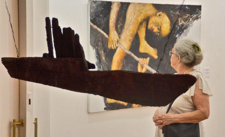 Одесситы решили собрать средства на 5-ю биеннале современного искусства в Интернете