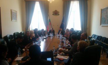 Антон Киссе принял участие в заседании Координационного центра по связям с болгарами Украины