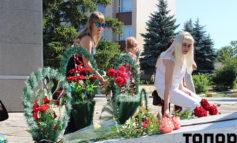 В Болграде помянули жертв войны