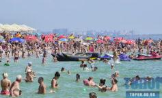 Кто угрожает одесским пляжам?