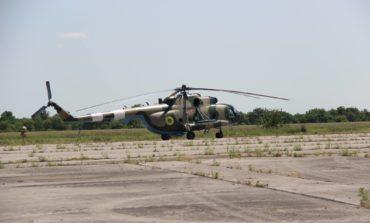 В Арцизе встретили министра обороны Украины и губернатора Одесской области