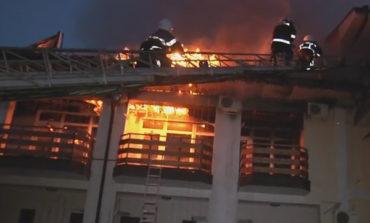 В Овидиопольском районе неизвестный поджог базу отдыха