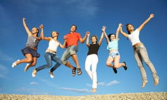 В Белгороде-Днестровском весело отметили День молодёжи