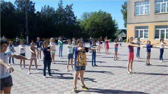 В Белгород-Днестровском районе открыты языковые летние лагеря