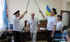В Белгороде-Днестровском прошла церемония посвящения в казаки и берегини