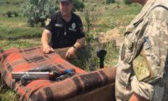 У жителя Одесской области в гужевой повозке нашли обрез гладкоствольного ружья