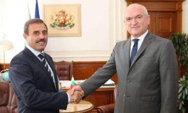 Антон Киссе встретился со спикером и депутатами Народного собрания Болгарии