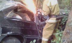 Смертельное ДТП в Одесской области: тело из покореженного авто доставали спасатели