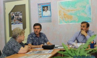 Антон Киссе провел депутатские приемы в своем избирательном округе