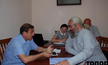 Антон Киссе провел депутатский прием в Болграде