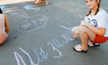 Конкурс детского рисунка прошёл в селе Шабо Белгород-Днестровского района