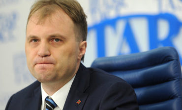 Беглый экс-президент Приднестровья скрывается от правосудия в Кишиневе