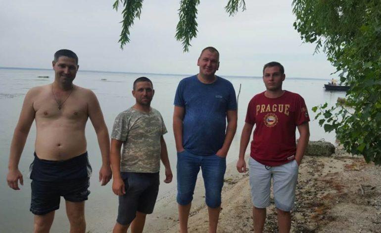 Двое подвыпивших аккерманцев едва не погибли на воде