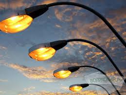 В Затоке капитально отремонтируют освещение на центральной улице