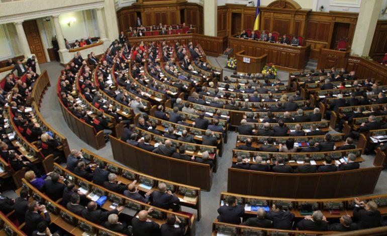 Депутаты парламента разблокировали подписание «языкового закона»