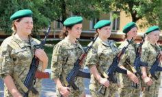 В Белгород-Днестровский пограничный отряд идут служить девушки