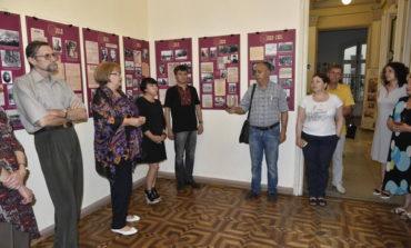 Одесский музей открыл выставку посвященную революционной Украине
