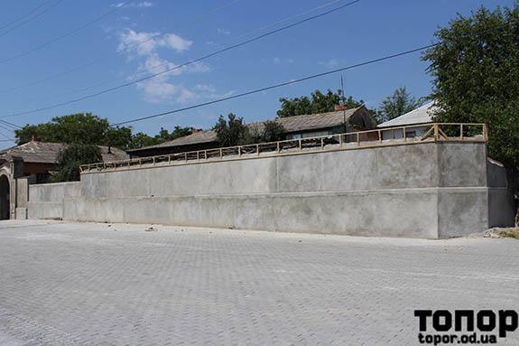В Болграде продолжается подготовка к установке памятника Инзову