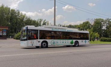 В Днепре запустили троллейбусы с автономным ходом