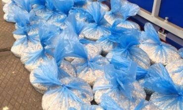 В Одессе сирийцев поймали на контрабанде 50 кг амфетамина