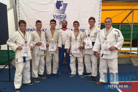 Дзюдоисты Арциза успешно выступили на Чемпионате Европы