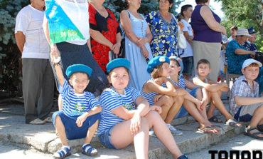 Как в Болграде День ВДВ отмечали (фотореп)