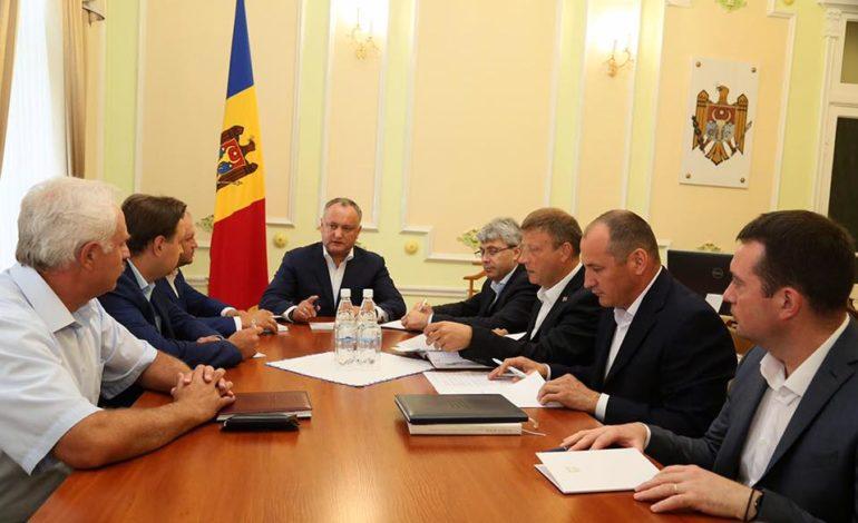 Президент Молдовы инициировал пересмотр Стратегии национальной безопасности