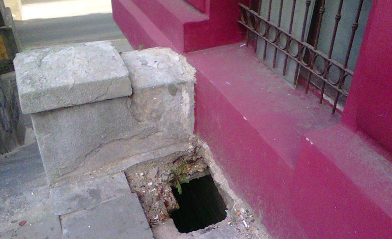 Особняк Поммера в Одессе может уйти под землю