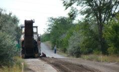 Начался ремонт участка автотрассы Одесса – Рени на границе с Евросоюзом