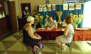Петр Киссе провел приемы граждан в избирательном округе