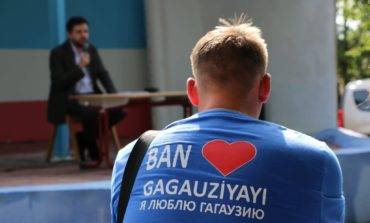 «Гагаузия – автономия молодежи». 160 ребят посетили в этом году Школу молодого политического лидера