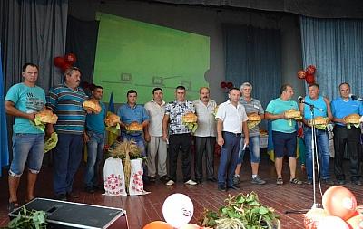 В Белгород-Днестровском районе провели праздник «Жатва-2017»