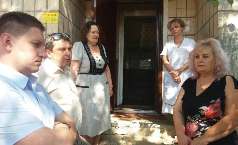 В Белгороде-Днестровском и районе искали помещения для центров медико-санитарной помощи
