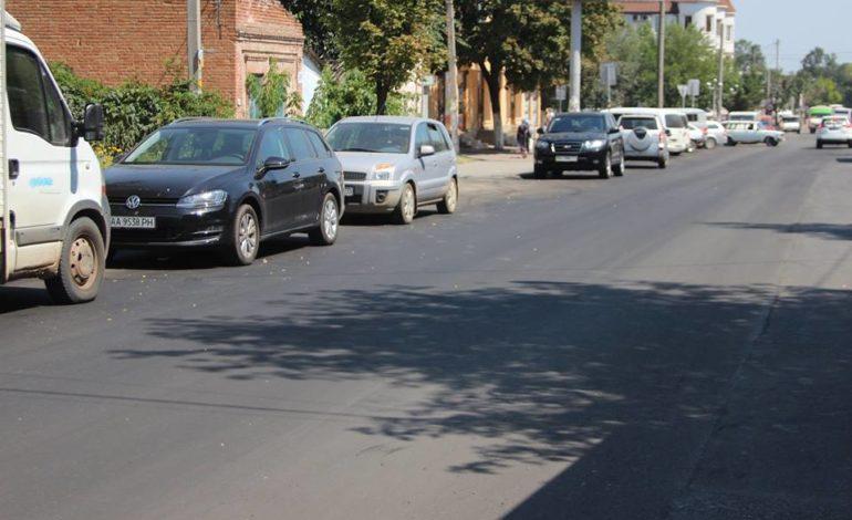 В Белгороде-Днестровском благоустроили улицы к праздникам