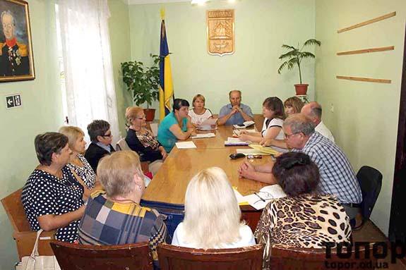 В Болграде занялись профилактикой инфекций