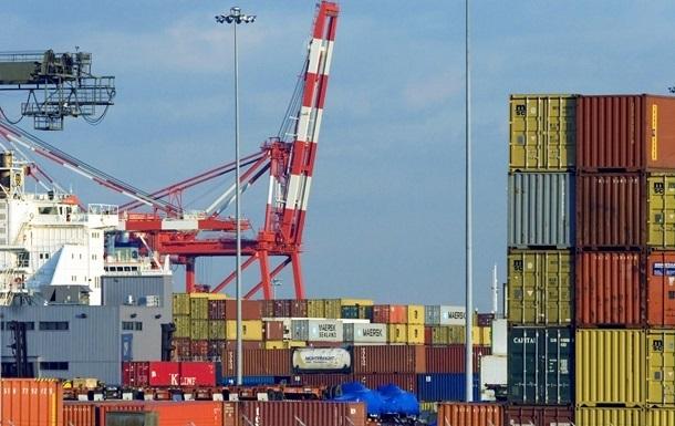 Украина нарастила торговлю с Россией и ЕС