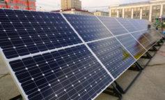 Украинцы установили солнечные панели на 22 миллиона евро