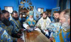 В Болградском районе освятили храм
