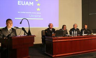 ЕС поможет украинским полицейским тренингами по обеспечению общественного порядка