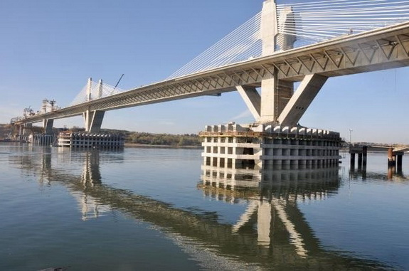 Болгария и Румыния хотят соорудить очередной мост на Дунае
