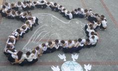 В Болградских школах прозвучал колокол мира