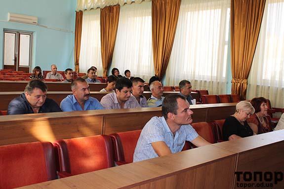 В Болграде с сельскими головами обсудили насущные проблемы