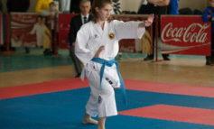 Одесситка вошла в состав молодежной сборной Украины на Чемпионат мира по каратэ