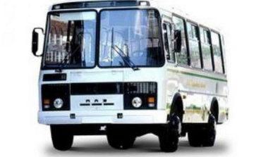 В Одесской области неизвестные обстреляли автобус с пассажирами